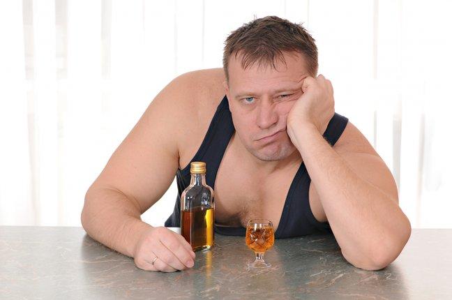 Муж пьёт, что делать?