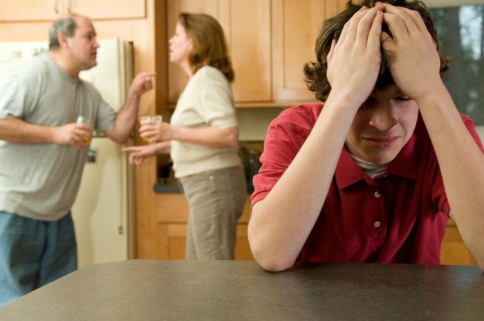 Наркомания и алкоголизм – семейная болезнь