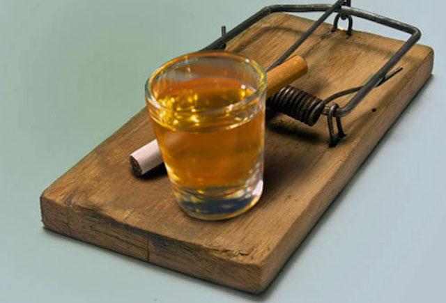 Алкоголь – осторожно, риск развития рака!