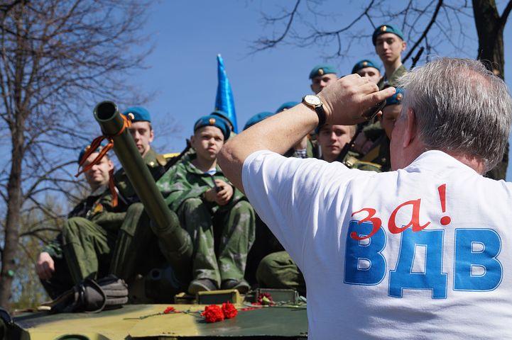 Алкоголь и военные