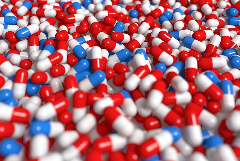 Популярные аптечные наркотики