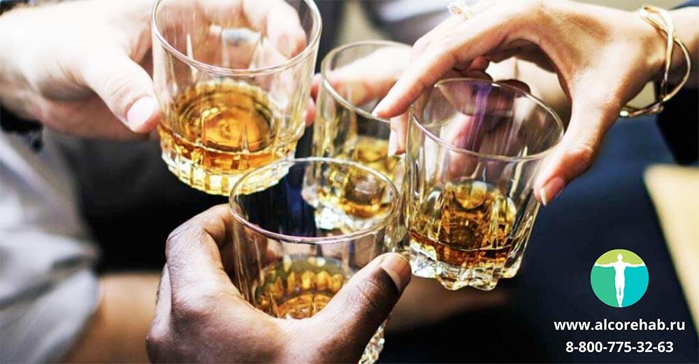 8 опасных мифов об алкоголе