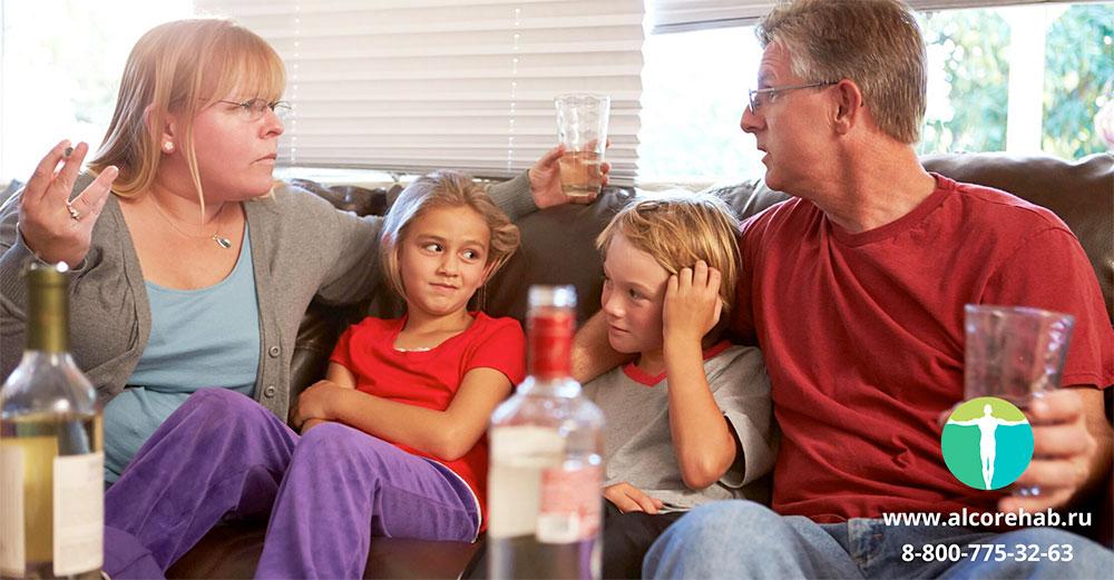 Принудительное лечение родителей-алкоголиков может привести к новым проблемам