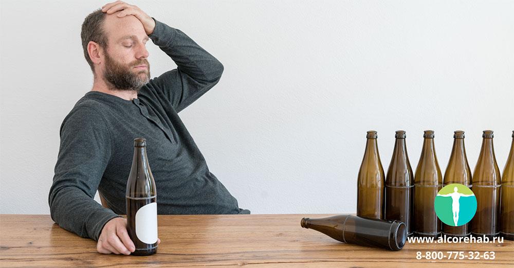 К чему приводит запойный алкоголизм