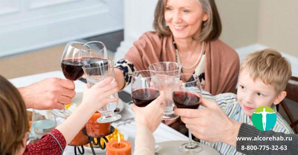 Последствия употребления алкоголя