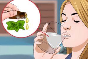 Убрать запах изо рта после алкоголя