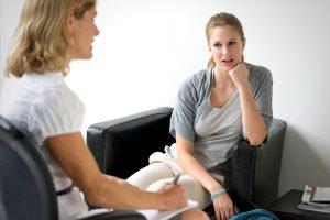Занятия с психологами